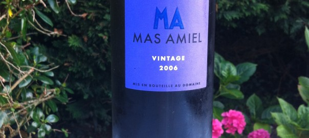 Maury Mas Amiel Vintage 2006