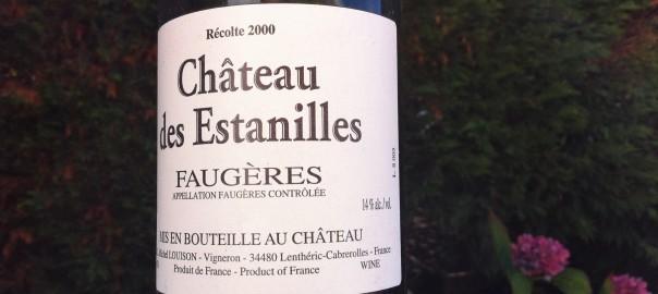 Ch des Estanilles 2000